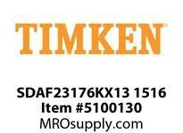 TIMKEN SDAF23176KX13 1516 SRB Pillow Block Assembly