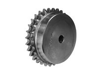 PTI 06B-2-10B METRIC SPROCKET B-HUB DOUBLE