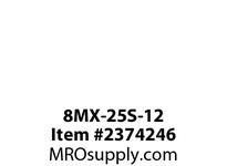 8MX-25S-12 Gates 7718-1025