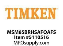 TIMKEN MSM85BRHSAFQAFS Split CRB Housed Unit Assembly