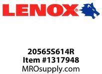 Lenox 20565S614R RECIPS-S614R 6 X3/4X035X14 - 150X20X09X18