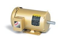 EM3615T 5HP, 1750RPM, 3PH, 60HZ, 184T, 3642M, TEFC, F1