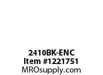 WireGuard 2410BK-ENC FLUSH COVER AND BARRIER KIT FOR SCREW COVER ENCLOSURES