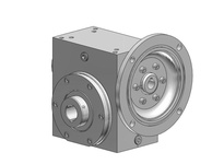 HubCity 0270-08497 SSW215 15/1 B WR 56C 1.438 SS Worm Gear Drive