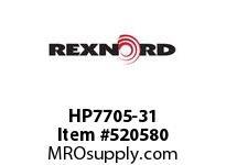 REXNORD HP7705-31 HP7705-31 151335