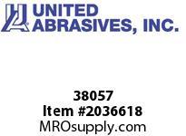 UAB 38057 3/8X2X1/8 ST.C-ROLL 100X