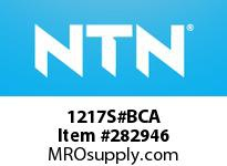 NTN 1217S#BCA MAXIMUM CAPACITY