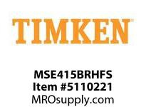 TIMKEN MSE415BRHFS Split CRB Housed Unit Assembly
