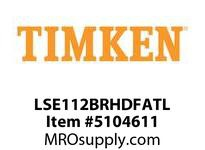 TIMKEN LSE112BRHDFATL Split CRB Housed Unit Assembly