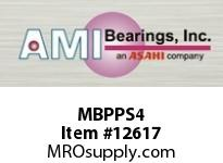 AMI MBPPS4 20MM STAINLESS NAR SET SCREW PRESSE BLOCK
