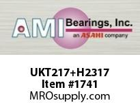 AMI UKT217+H2317 75MM NORMAL WIDE ADAPTER TAKE-UP
