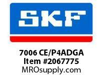 SKF-Bearing 7006 CE/P4ADGA
