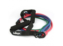 NEBO 5861 3-in-1 Adjustable Resistance Band