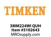 TIMKEN 3MM224WI QUH Ball P4S Super Precision