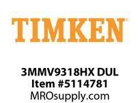 TIMKEN 3MMV9318HX DUL Ball High Speed Super Precision
