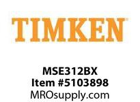 TIMKEN MSE312BX Split CRB Housed Unit Component
