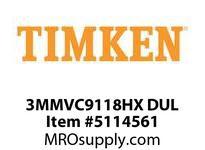 TIMKEN 3MMVC9118HX DUL Ball High Speed Super Precision