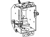 Orbit GBV-OW 1-G GANGABLE BVL BOX 2-1/4^ DEEP OW