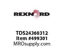 TDS24360312 ADJ SCREW TDS2-436-0312 5870094