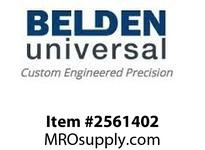 Belden UJ-HD29x14k Pin and Block 56in Long 29 Wide 14inID Key 5 x 16.3 Setscrew none Marerial alloy