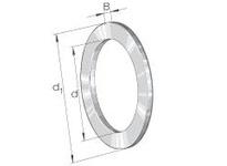 INA WS81216 Thrust washer