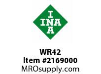 INA WR42 Snap ring shaft