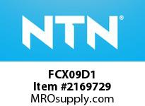 NTN FCX09D1 Cast Housing
