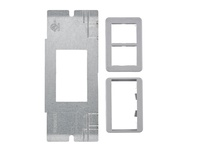 HBL_WDK FBMPTRAC MOUNTING PLATE - TRACJACK OR SERIES II