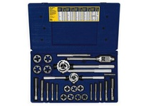 IRWIN 97311 25 Pc. Metric Tap & Hex Die Set