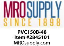 """MRO OPEN ENDS BY WIDTH MATERIAL:PVC150 BLACK C x FS WIDTH: 48"""""""