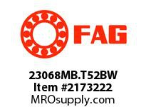 FAG 23068MB.T52BW DOUBLE ROW SPHERICAL ROLLER BEARING