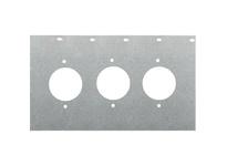 HBL_WDK FB10TLC MOUNT PLT 10-G BOX 2G PLATE 1x1.56 TL