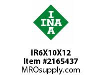 INA IR6X10X12 Inner ring