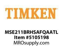 TIMKEN MSE211BRHSAFQAATL Split CRB Housed Unit Assembly