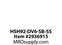 TBWOODS HSH92-DV6-SB-SS COUPLING ASSY