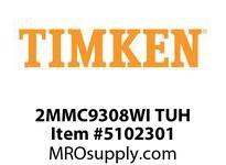 TIMKEN 2MMC9308WI TUH Ball P4S Super Precision