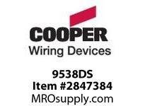 CPR-WDK 9538DS Dim Aspire Sld LT SP/3Way600W120V Inc DS