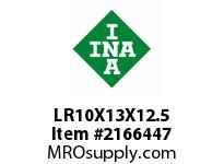 INA LR10X13X12.5 Inner ring