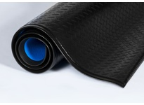 Crown WBR0024KPC 522 - Wear-Bond Tuff-Spun 9/16^ Pebble 24in Custom Black