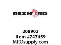 REXNORD 208903 25602 500.S63.HUB SP