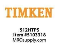 TIMKEN 512HTPS Split CRB Housed Unit Component