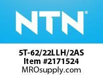 NTN 5T-62/22LLH/2AS SMALL SIZE BALL BRG(STANDARD)