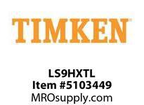 TIMKEN LS9HXTL Split CRB Housed Unit Component