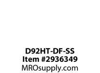 TBWOODS D92HT-DF-SS RPK D92HT DBL SS DISC