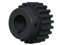 S1624BS 5/8 Degree: 14-1/2 Steel Spur Gear BS
