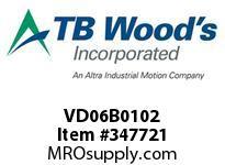 TBWOODS VD06B0102 HSV 16B ASSY