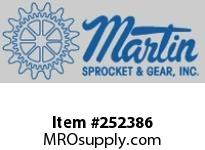 "Martin Sprocket 10S324-R 10""X1-1/2""X9-10"" RH SCREW"