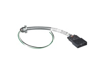 HBL_WDK CEXT111FWL01 EXT CABLE 1/1/1 F/O 1FT 12/12/12 AWG