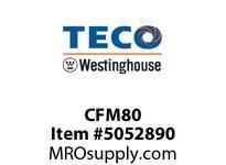 Teco-Westinghouse CFM80 IEC B14 C-FLANGE KIT FRAME 80