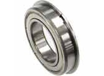 6208 ZZNR TYPE: SHIELDED W/ SNAP RING BORE: 40 MILLIMETERS OUTER DIAMETER: 80 MILLIMETERS